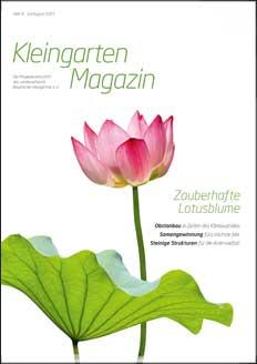 Kleingartenmagazin 6_2017